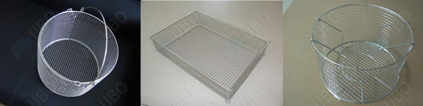 Custom-made for stainless steel wash basket and manufacturer