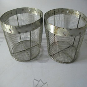 Stainless steel wire mesh skimmers