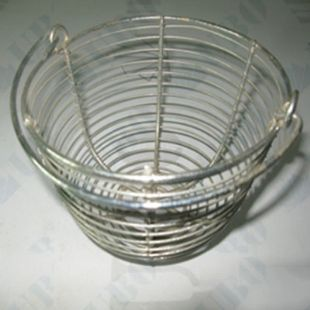 stainless steel metal bowl wire mesh Skimmer