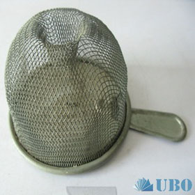 perforated metal tea ball infuser