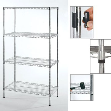 Perma Plus Wire Shelving