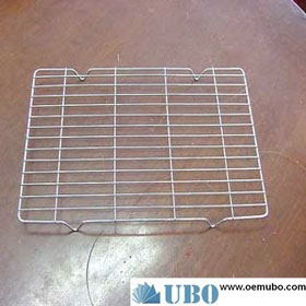 Barbeque grill wire netting
