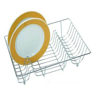 Chrome Plated Wire Kitchen Rack