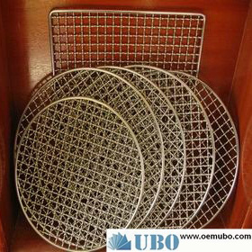 BBQ wire mesh netting